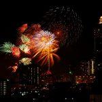 横浜スパークリング2017花火の打ち上げ場所は?見所と屋形船も調査